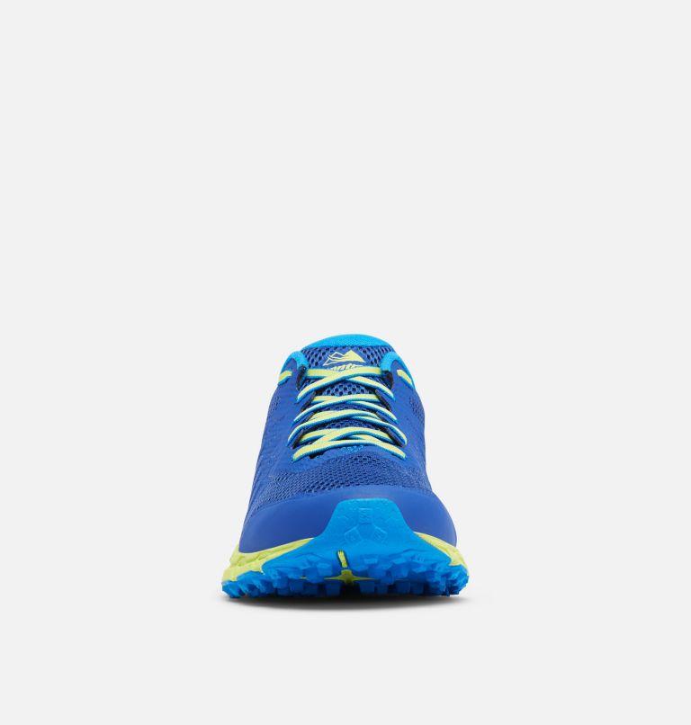 COLUMBIA MONTRAIL F.K.T.™ ATTEMPT | 465 | 8.5 Men's F.K.T. Attempt Trail Running Shoe, Aviation, Acid Green, toe