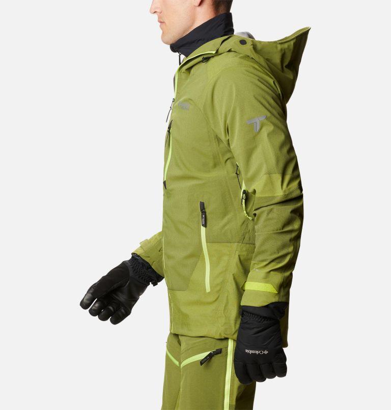 Powder Chute™ Shell | 386 | L Men's Powder Chute Ski Shell Jacket, Bright Chartreuse, a1