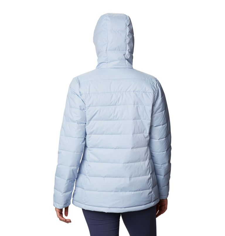 Pole Patch Pass™ EXS Jacket | 467 | XS Women's Pole Patch Pass™ Jacket, Faded Sky, back