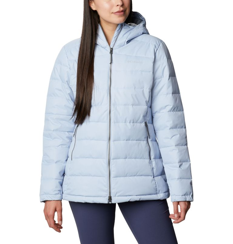 Pole Patch Pass™ EXS Jacket | 467 | XS Women's Pole Patch Pass™ Jacket, Faded Sky, front
