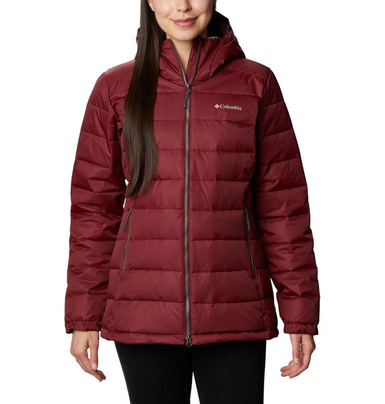 Pole Patch Pass™ EXS Jacket | 624 | XS Women's Pole Patch Pass™ Jacket, Rich Wine, front