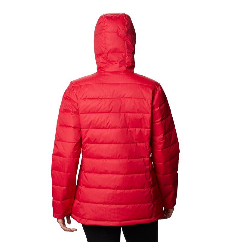 Pole Patch Pass™ EXS Jacket | 641 | XS Women's Pole Patch Pass™ Jacket, Red Mercury, back