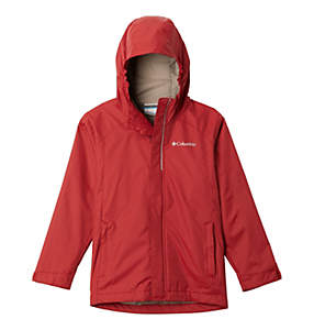 Kids' Blue Horse Falls Rain Jacket