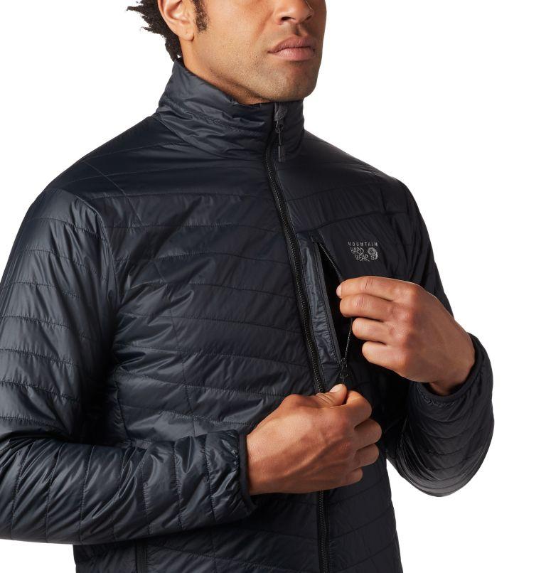 Derra™ Jacket M | 091 | XXL Men's Derra™ Jacket, Black, Shark, a2