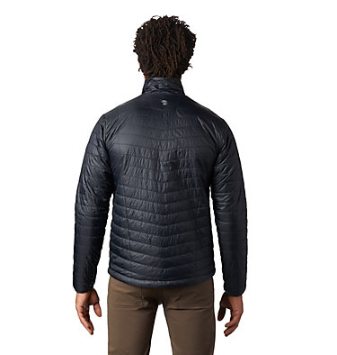 Men's Derra™ Jacket Derra™ Jacket M | 406 | L, Black, Shark, back