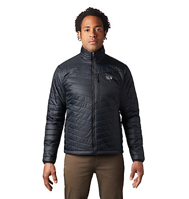 Men's Derra™ Jacket Derra™ Jacket M | 406 | L, Black, Shark, front