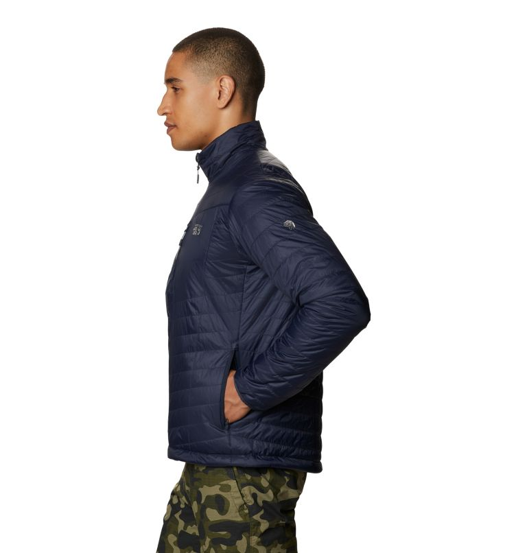 Derra™ Jacket M | 406 | XL Men's Derra™ Jacket, Dark Zinc, a1