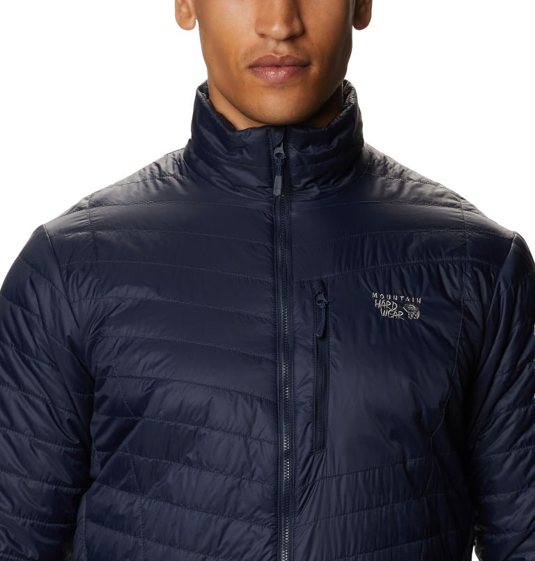 Derra™ Jacket M | 406 | XL Men's Derra™ Jacket, Dark Zinc, a2