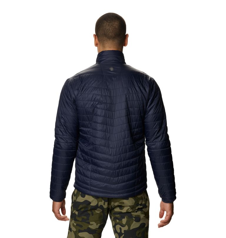 Derra™ Jacket M | 406 | XL Men's Derra™ Jacket, Dark Zinc, back