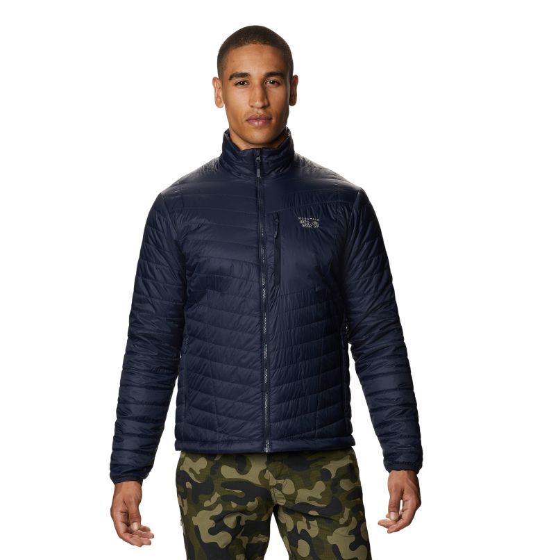 Derra™ Jacket M | 406 | XL Men's Derra™ Jacket, Dark Zinc, front
