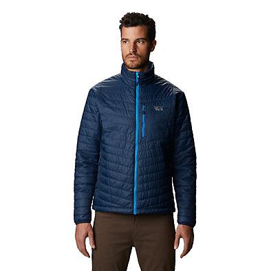 Men's Derra™ Jacket Derra™ Jacket M | 406 | L, Hardwear Navy, front