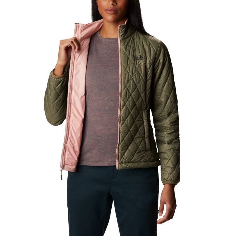 Derra™ W Jacket | 397 | M Women's Derra™ Jacket, Stone Green, a2