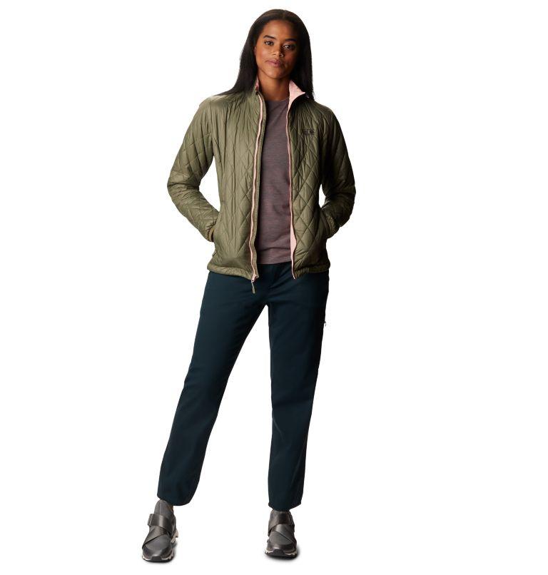 Derra™ W Jacket | 397 | M Women's Derra™ Jacket, Stone Green, a9