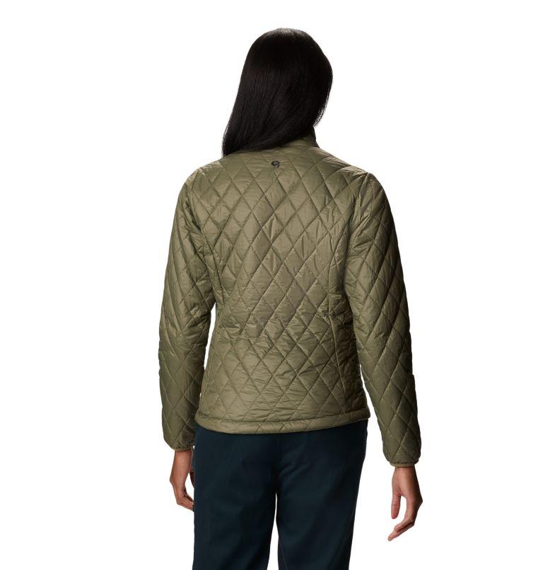 Derra™ W Jacket | 397 | M Women's Derra™ Jacket, Stone Green, back