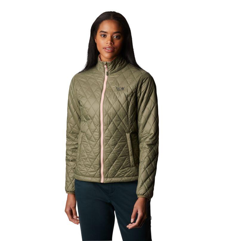 Derra™ W Jacket | 397 | M Women's Derra™ Jacket, Stone Green, front