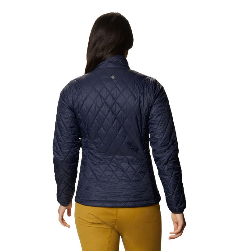Derra™ W Jacket | 406 | M Women's Derra™ Jacket, Dark Zinc, back