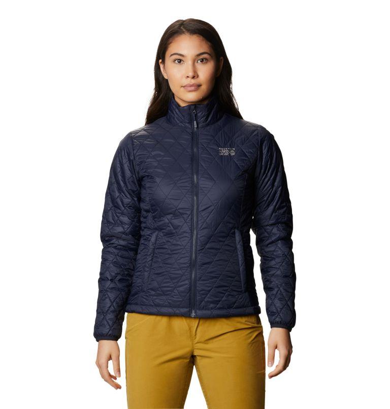 Derra™ W Jacket | 406 | XL Women's Derra™ Jacket, Dark Zinc, front