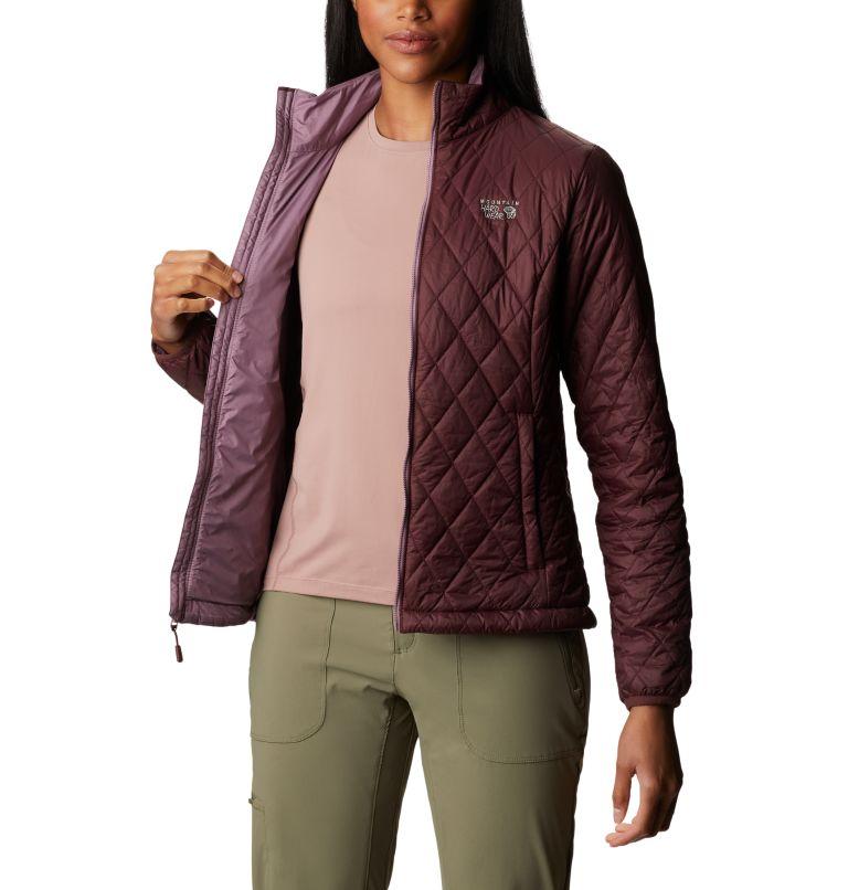 Derra™ W Jacket | 511 | M Women's Derra™ Jacket, Purple Plum, a2