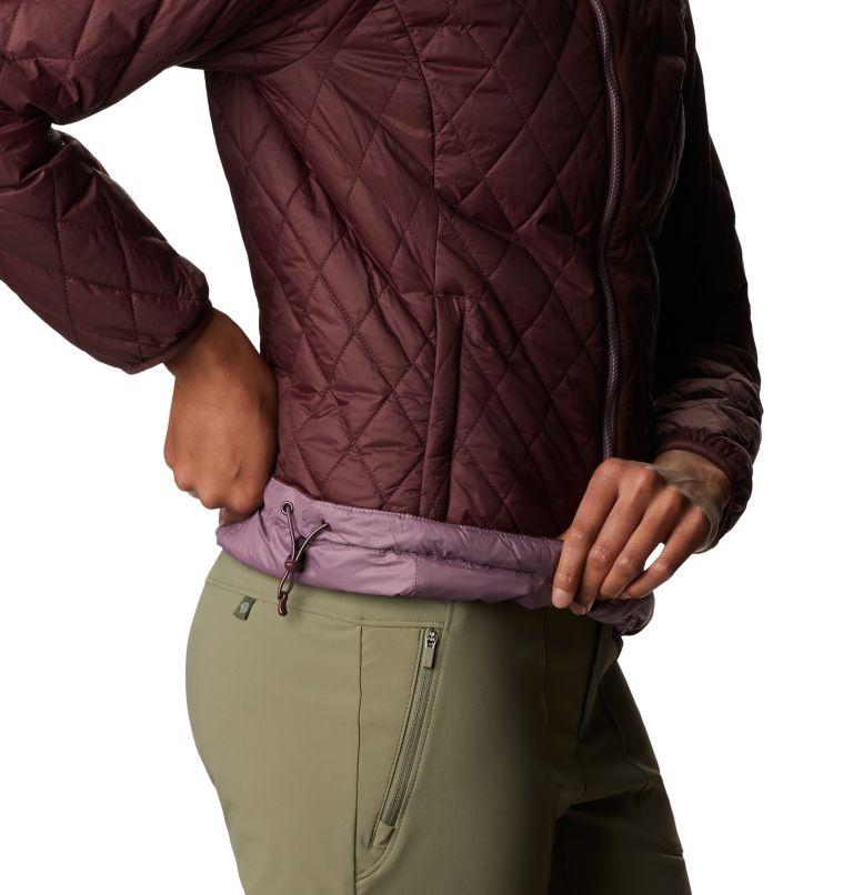 Derra™ W Jacket | 511 | M Women's Derra™ Jacket, Purple Plum, a3