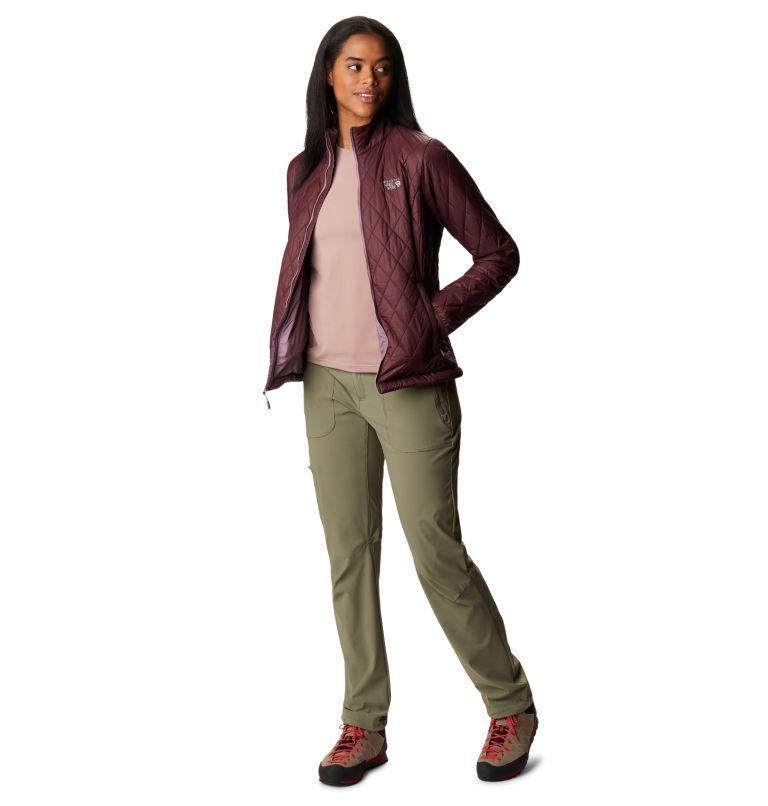 Derra™ W Jacket | 511 | M Women's Derra™ Jacket, Purple Plum, a9