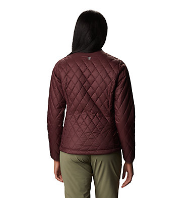 Women's Derra™ Jacket Derra™ W Jacket | 406 | L, Purple Plum, back