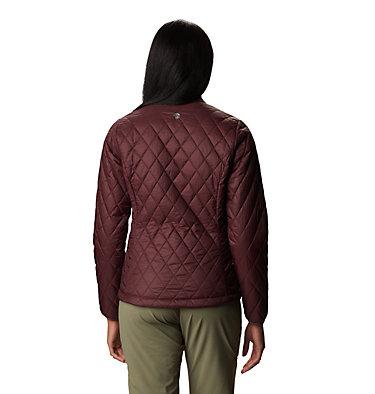 Women's Derra™ Jacket Derra™ W Jacket | 406 | L, Purple Plum, back