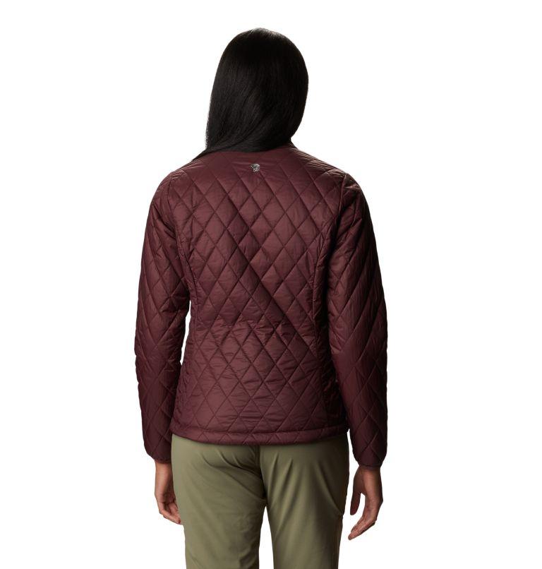 Derra™ W Jacket | 511 | M Women's Derra™ Jacket, Purple Plum, back