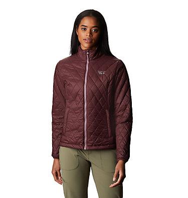 Women's Derra™ Jacket Derra™ W Jacket | 406 | L, Purple Plum, front