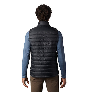 Men's Synergist™ Down Vest Synergist™ Vest M | 010 | L, Black, back