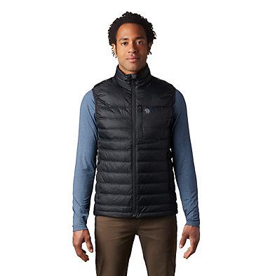 Men's Synergist™ Down Vest Synergist™ Vest M | 010 | L, Black, front