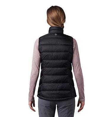 Women's Axis™ Down Vest Axis™ Vest W   602   L, Black, back