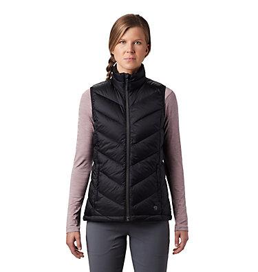 Women's Axis™ Down Vest Axis™ Vest W   602   L, Black, front
