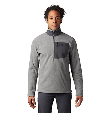 Men's Versant™ 1/2 Zip Jacket Versant™ 1/2 Zip Jacket | 073 | XL, Manta Grey, front