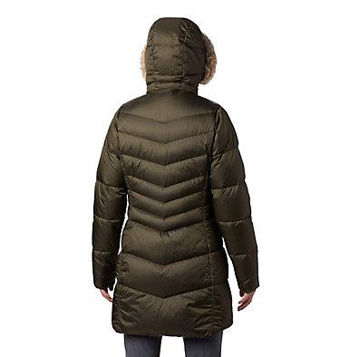 Women's Emery™ Down Coat Emery™ Coat   213   L, Peatmoss, back