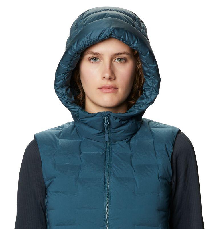 Super/DS™ Hybrid Vest | 324 | S Women's Super/DS™ Stretchdown Hybrid Vest, Icelandic, a2