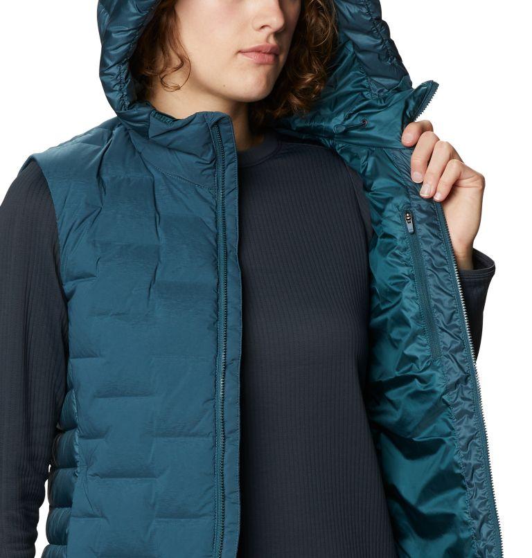 Super/DS™ Hybrid Vest | 324 | S Women's Super/DS™ Stretchdown Hybrid Vest, Icelandic, a3