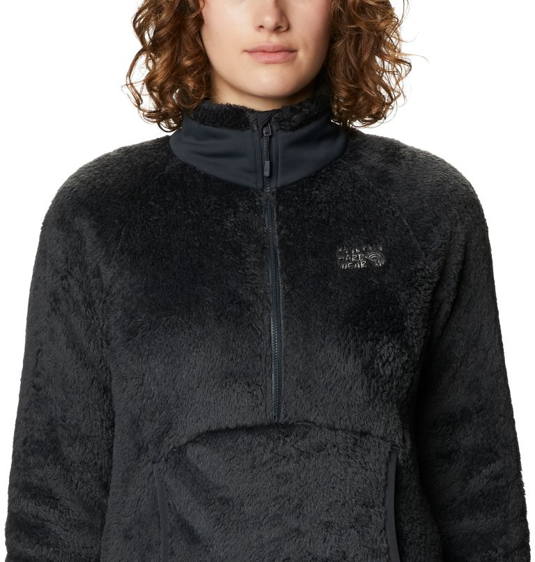 Monkey Fleece™ Pullover | 004 | XS Women's Polartec® High Loft™ Pullover, Dark Storm, a2