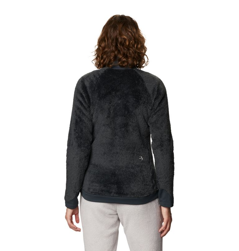 Monkey Fleece™ Pullover | 004 | XS Women's Polartec® High Loft™ Pullover, Dark Storm, back