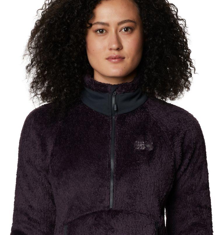 Monkey Fleece™ Pullover | 599 | L Women's Polartec® High Loft™ Pullover, Blurple, a2