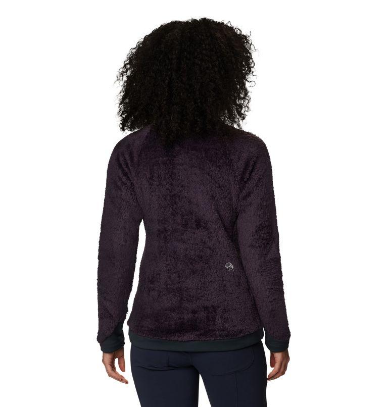 Monkey Fleece™ Pullover | 599 | L Women's Polartec® High Loft™ Pullover, Blurple, back