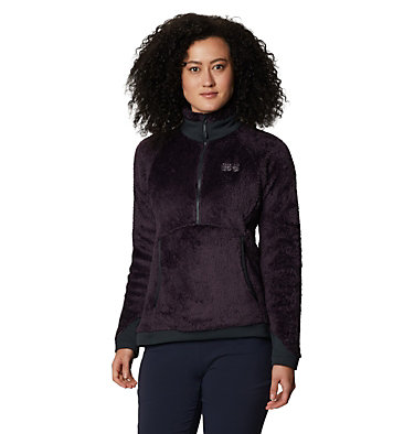 Women's Polartec High Loft™ Pullover Monkey Fleece™ Pullover | 004 | L, Blurple, front