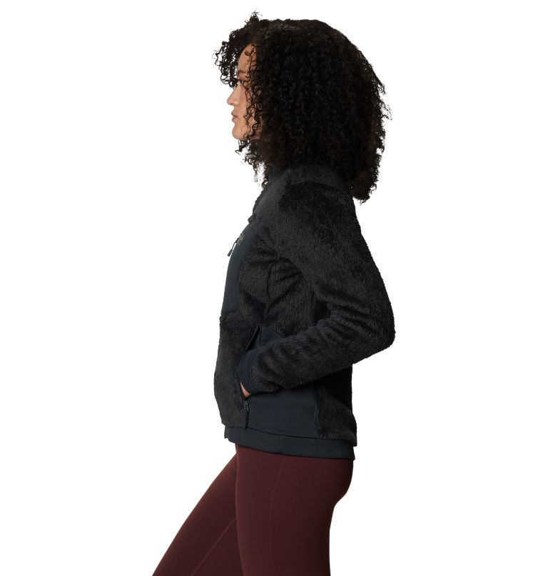 Monkey Fleece™ Jacket | 004 | L Women's Polartec® High Loft™ Jacket, Dark Storm, a1