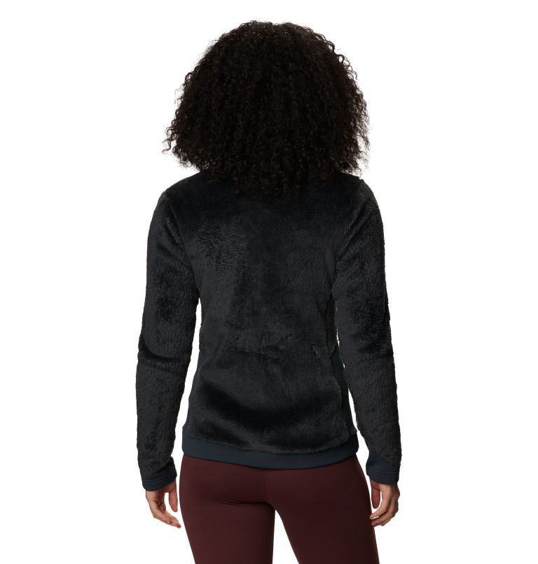 Monkey Fleece™ Jacket | 004 | L Women's Polartec® High Loft™ Jacket, Dark Storm, back