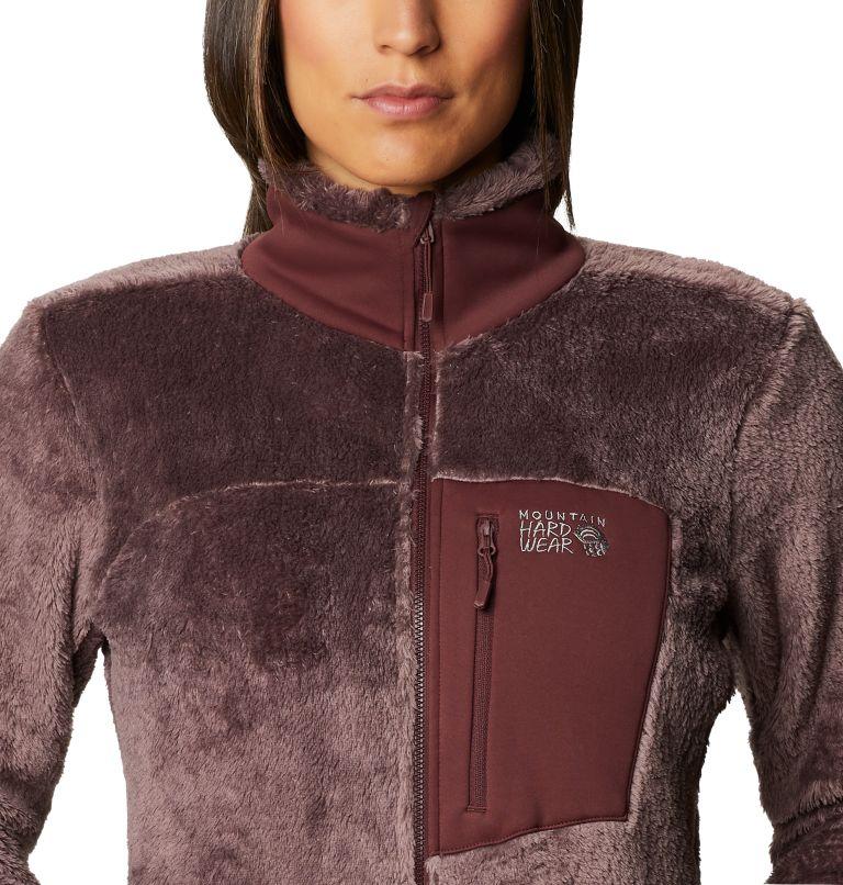 Monkey Fleece™ Jacket | 249 | M Women's Polartec® High Loft™ Jacket, Warm Ash, a2