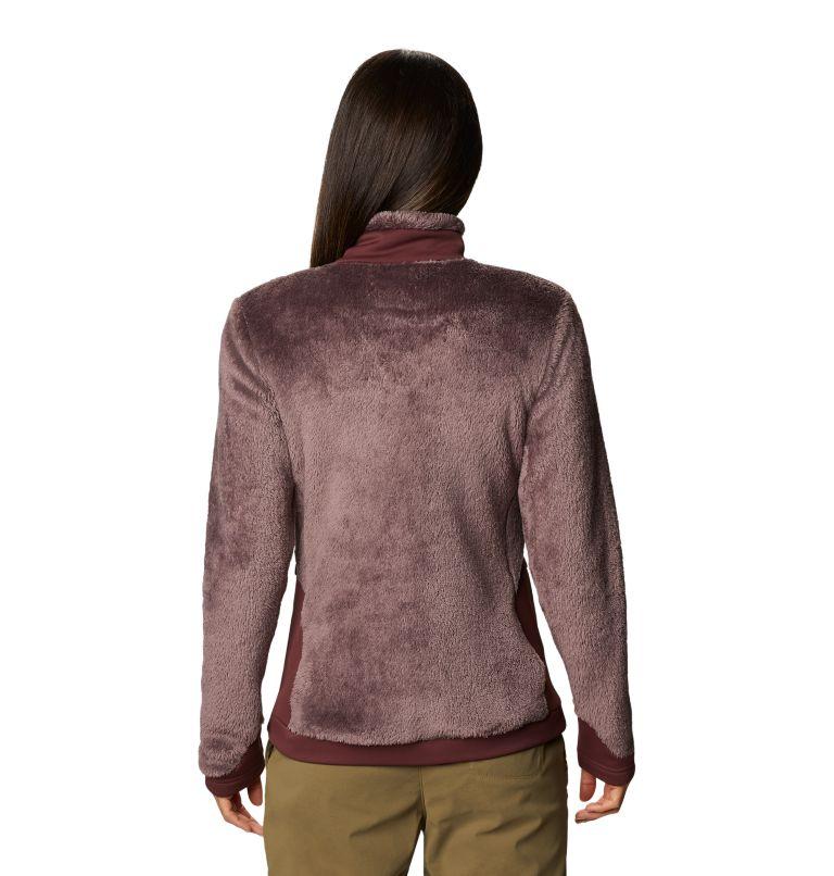 Monkey Fleece™ Jacket | 249 | M Women's Polartec® High Loft™ Jacket, Warm Ash, back