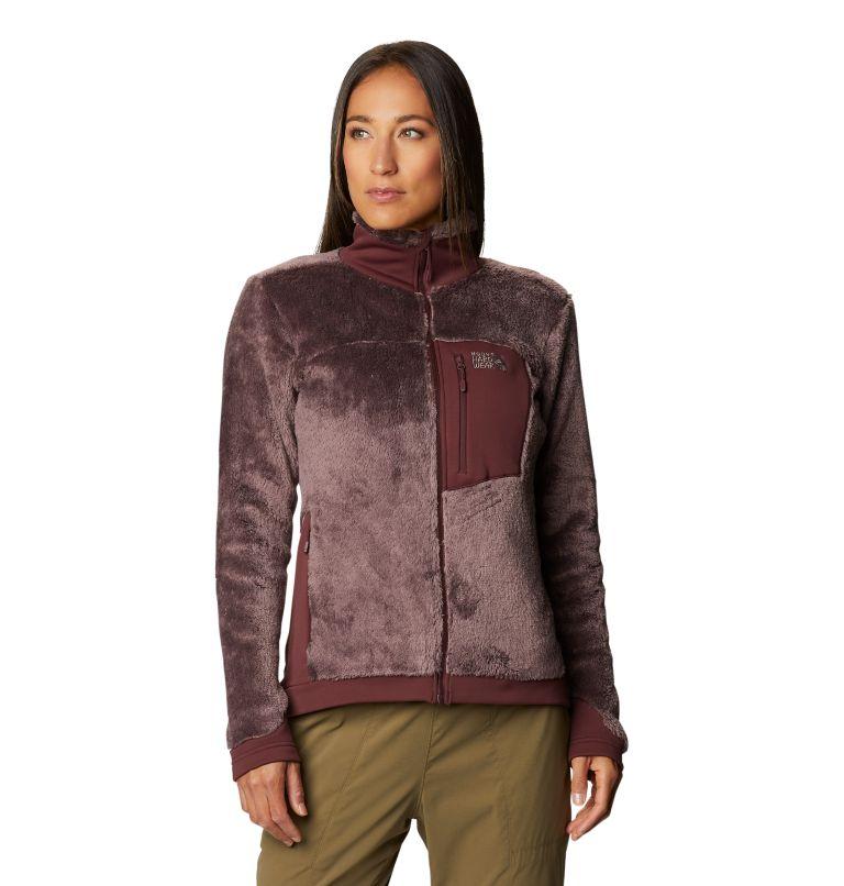 Monkey Fleece™ Jacket | 249 | M Women's Polartec® High Loft™ Jacket, Warm Ash, front