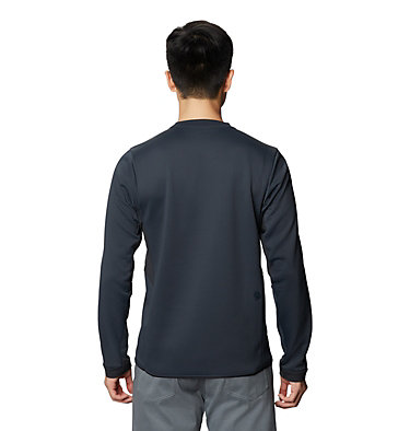 Men's Cruxland™ Long Sleeve Shirt Cruxland™ Long Sleeve Shirt | 004 | L, Dark Storm, back