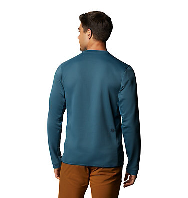 Men's Cruxland™ Long Sleeve Shirt Cruxland™ Long Sleeve Shirt | 004 | L, Icelandic, back