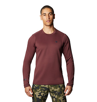 Men's Cruxland™ Long Sleeve Shirt Cruxland™ Long Sleeve Shirt | 004 | L, Washed Raisin, front