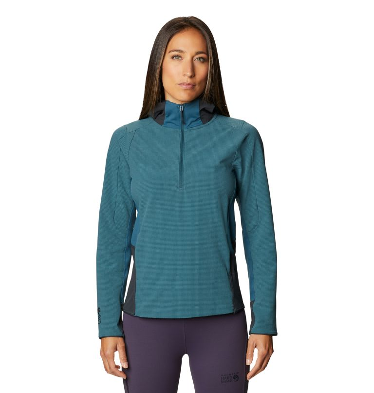 Rock Intelligence™ Hybrid Hoody | 324 | L Women's Rock Intelligence™ Hybrid Hoody, Icelandic, front